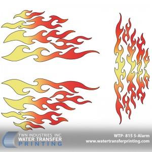 WTP-815 5-Alarm