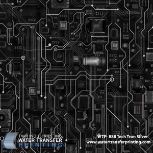 WTP-888 Tech Tron Silver