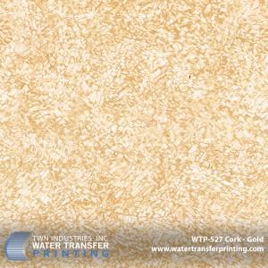 WTP-527 Cork-Gold