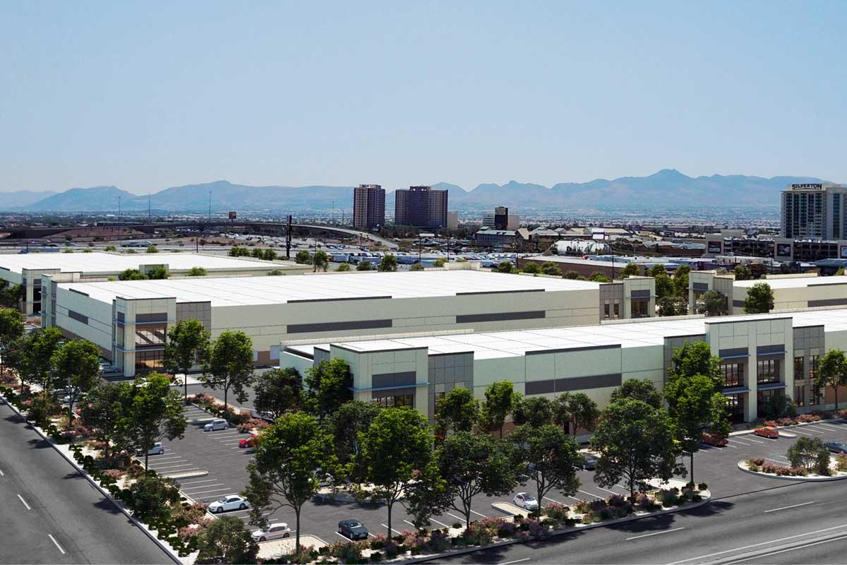 Industrial Properties - Future Project