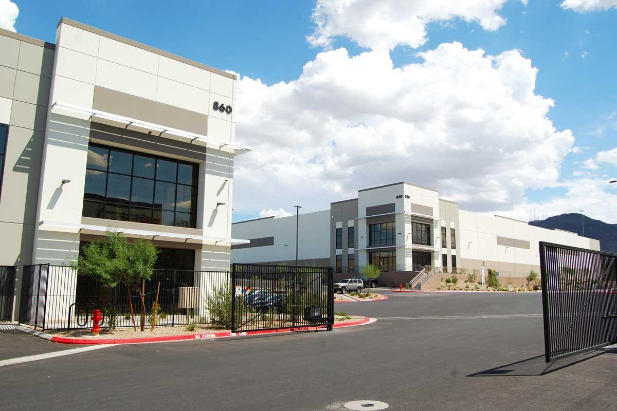 Henderson Interchange Center - front