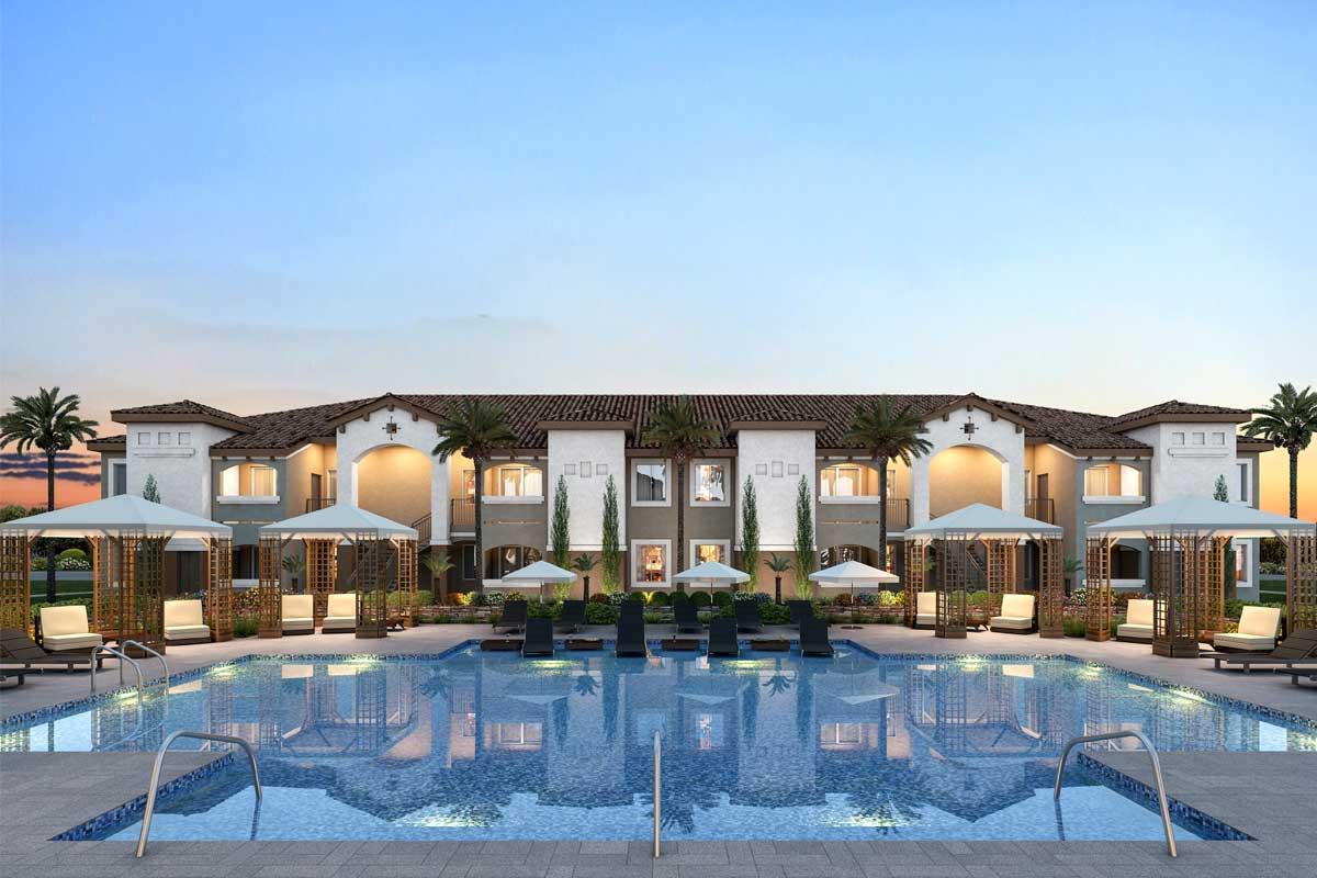 La Vie Residences pool