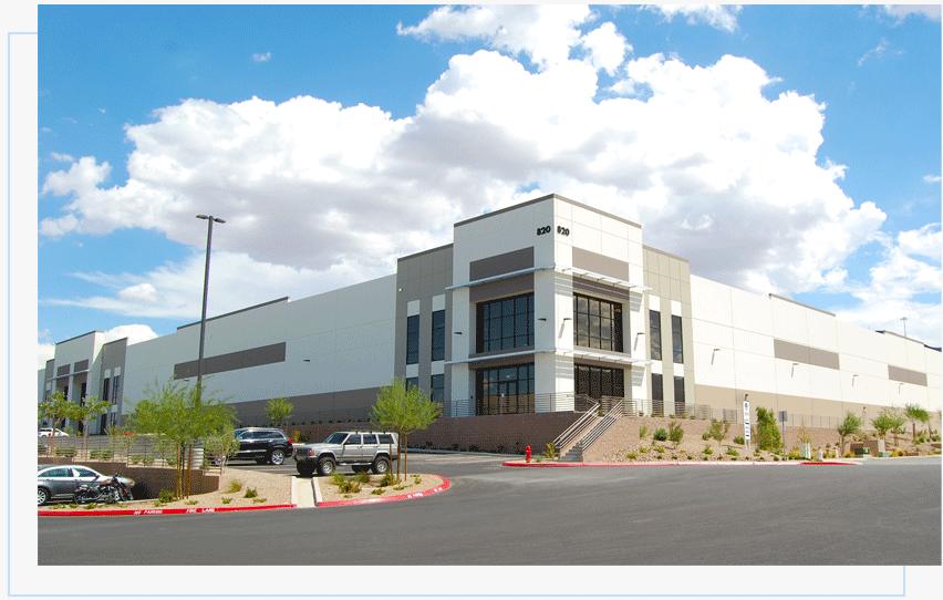 Henderson Interchange Center - exterior