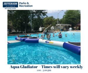 Aqua Gladiator Flyer