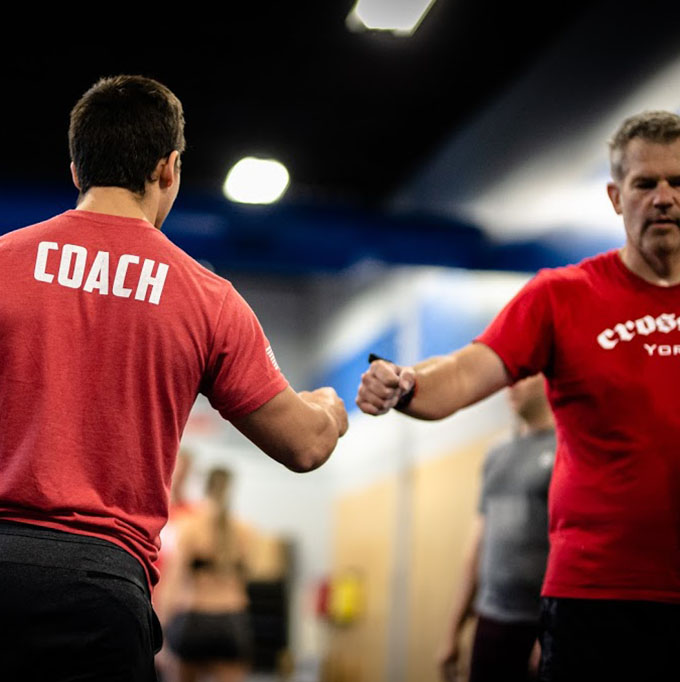 Your coach will check-in each month to make sure you're on track for reaching and sustaining your set goals.