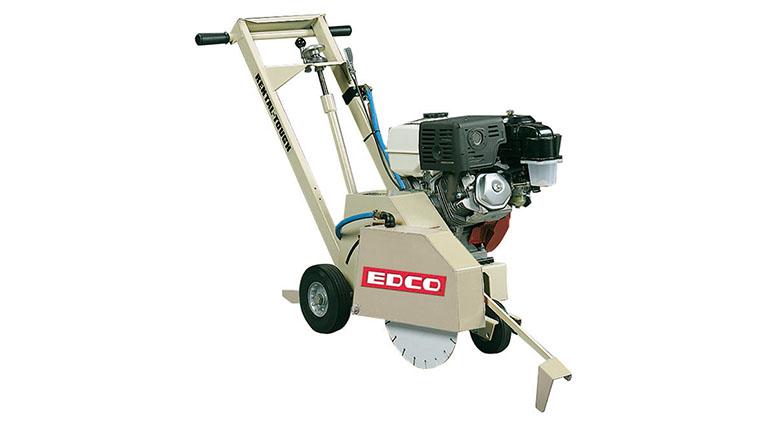 edco concrete saw 14