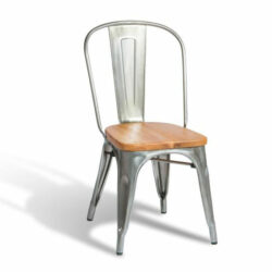 Dexter Chair Wood Seat