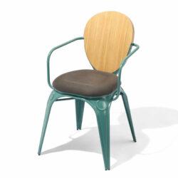 Magnus Armchair Upholstered