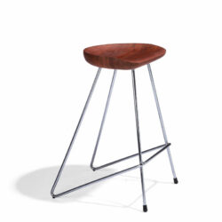 Marvin Backless Barstool