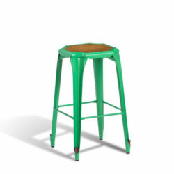 Mercury Backless Barstool