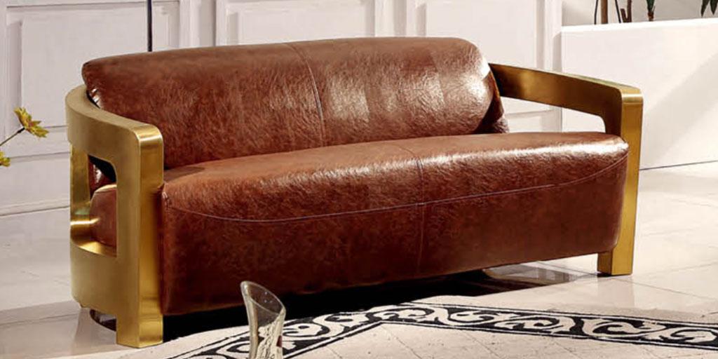Pine Lounge Sofa