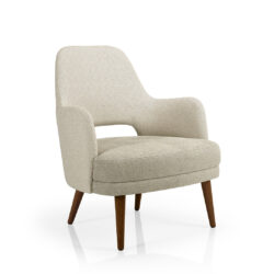 Busca Open-back Lounge Chair