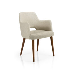 Busca Open-back Armchair