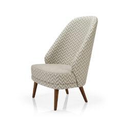 Harsdorf High-back Lounge Chair