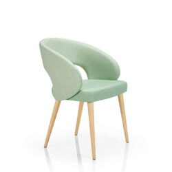 Jena Open-back Armchair