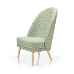 Jena High-back Lounge Chair