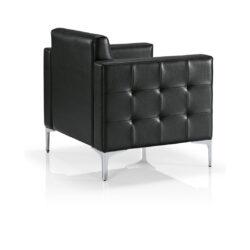 Nolan Lounge Chair – Metal Legs