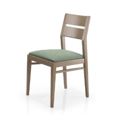 Sammi Wood-Back Dining Chair