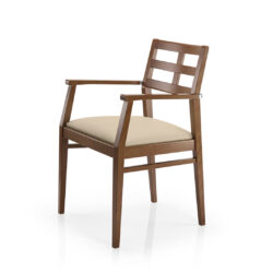 Sammi Cross-back Armchair