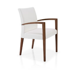 Smith Armchair – Wooden Arm