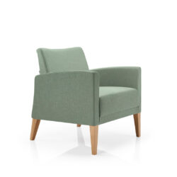 Smith Lounge Chair – Upholstered