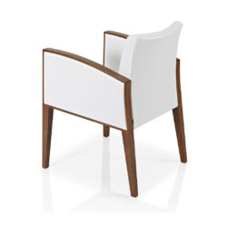Smith Armchair – Wood Edge