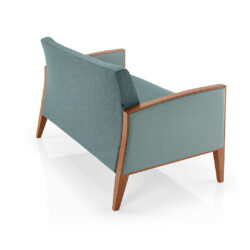 Smith Banquette – Wood Edge Lounge