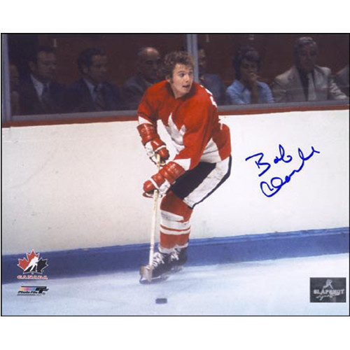 Bobby Clarke Signed Photo 1972 Team Canada Summit Series 8X10 Photo Bobby Clarke Team Canada 1972 Summit Series Signed 8x10 Photo
