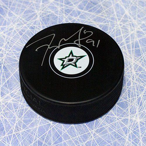 Tyler Seguin Signed Puck - Dallas Stars