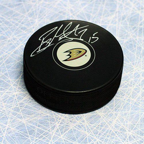Ryan Getzlaf Anaheim Ducks Signed Hockey Puck