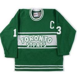 Toronto StPats vintage hockey jersey