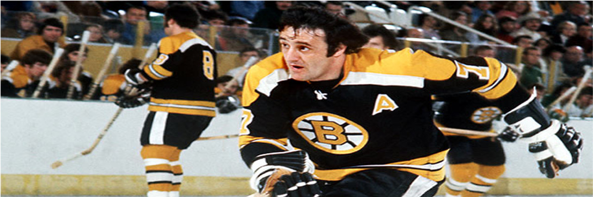 Boston Bruins Legend Phil Esposito – Slap Shot Signatures Player Profile