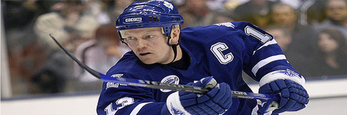 Toronto Maple Leafs Legend Mats Sundin – Slap Shot Signatures Player Profile