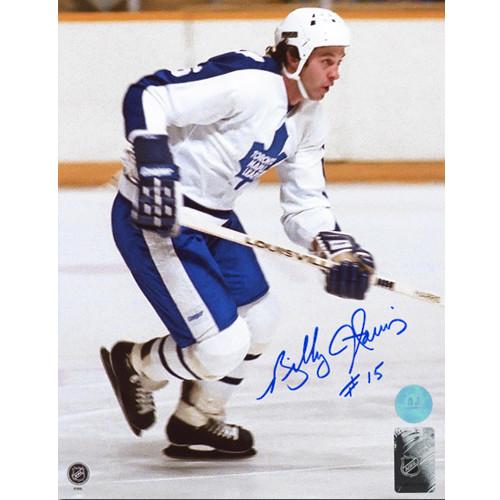 Billy Harris Autographed Toronto Maple Leafs 8x10 Photo