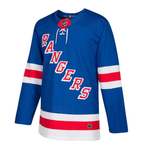 New York Rangers Adidas Authentic Home NHL Jersey