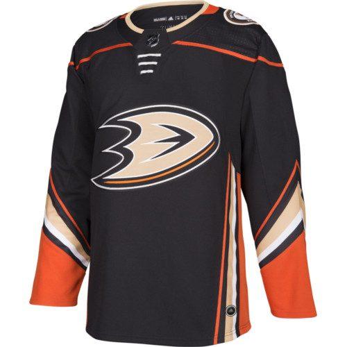 Anaheim Ducks Adidas Authentic Home NHL Jersey