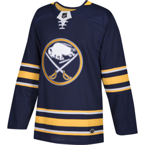 Buffalo Sabres Adidas Authentic Home NHL Jersey