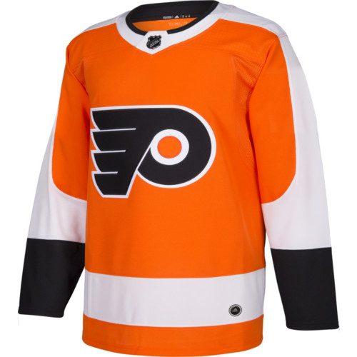 Philadelphia Flyers Adidas Authentic Home NHL Jersey