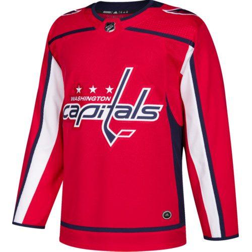 Washington Capitals Adidas Authentic Hockey Jersey
