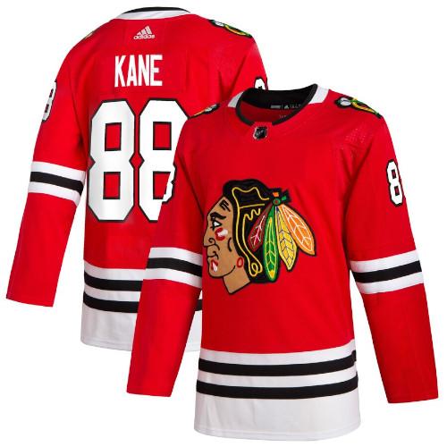 Patrick Kane Chicago Blackhawks Adidas Authentic Home NHL Jersey