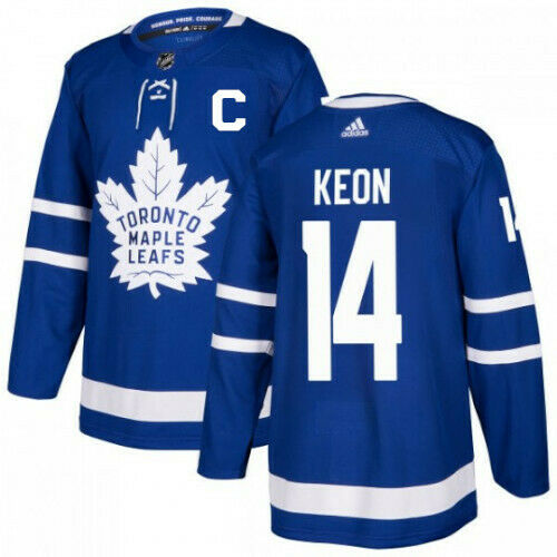 Dave Keon Toronto Maple Leafs Adidas Authentic Home NHL Jersey