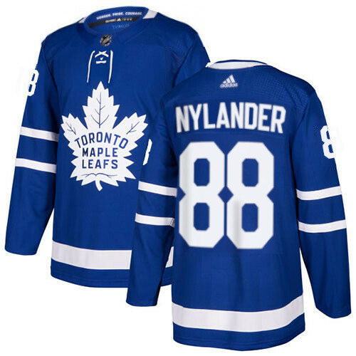 William Nylander Toronto Maple Leafs Adidas Authentic Home NHL Jersey