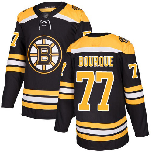 Ray Bourque Boston Bruins Adidas Authentic Home NHL Hockey Jersey