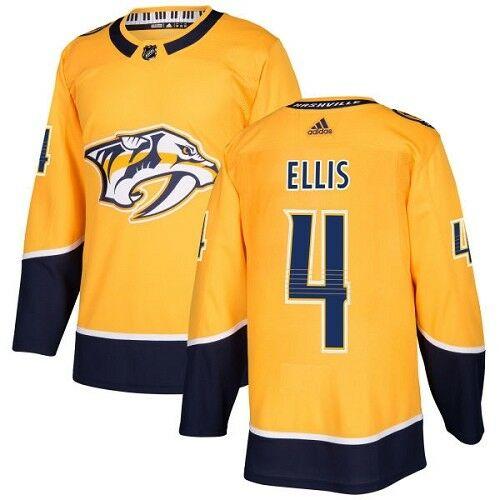 Ryan Ellis Nashville Predators Adidas Authentic Home NHL Hockey Jersey