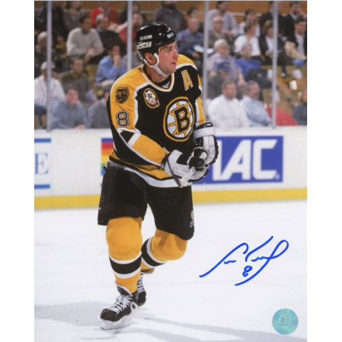 Cam Neely Boston Bruins Autographed 8x10 Action Photo