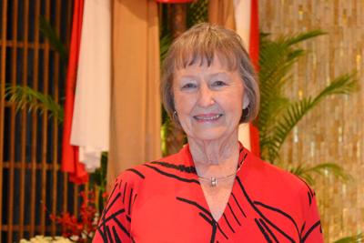 2021 Red Shoe Award Winner Judy Keenan