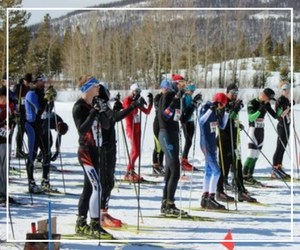 Event at the Grand Lake Nordic Center
