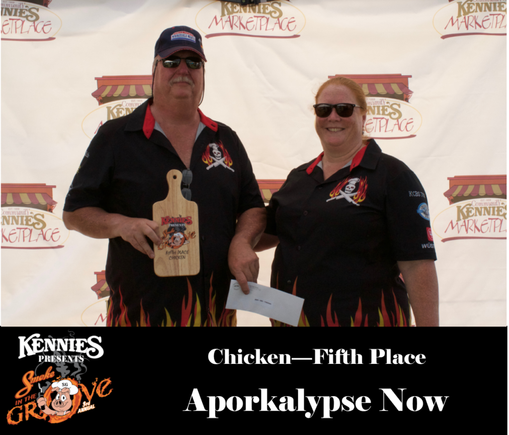 Chicken- Fifth Place