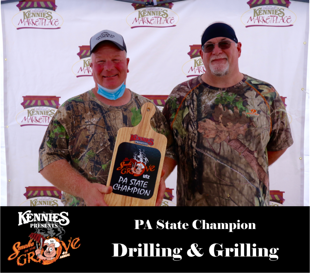PA State Champion - Drilling & Grilling