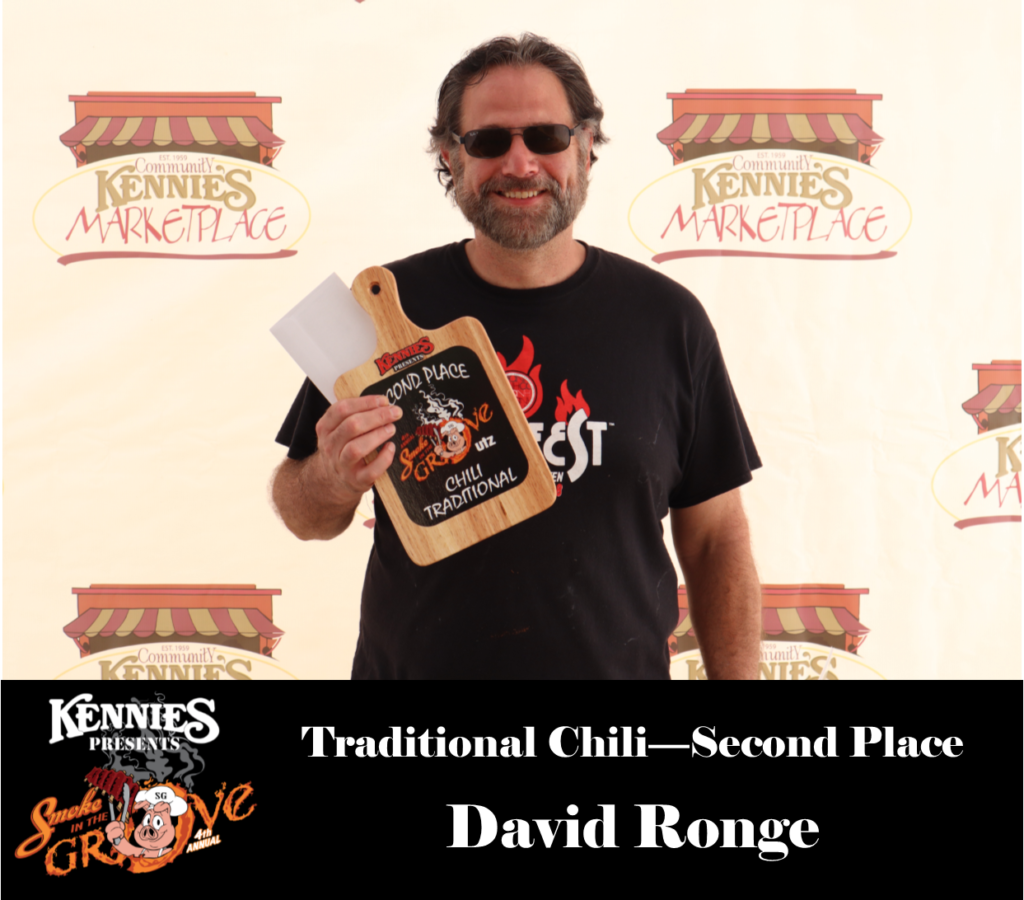 Traditional - Second - David Ronge